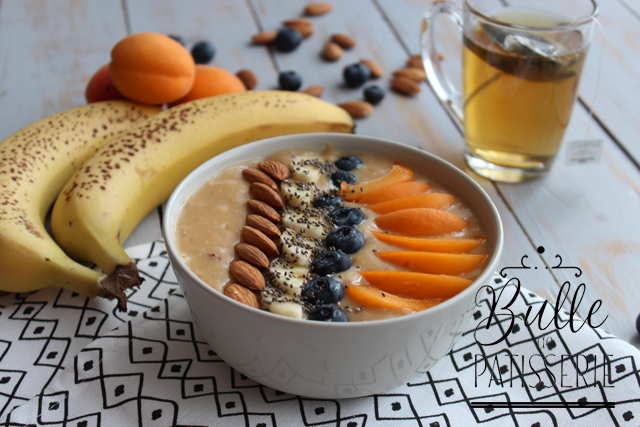 Comment faire un smoothie bowl aux fruits d'été ?