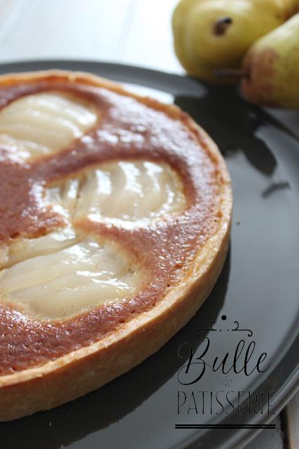 Dessert d'automne : la tarte Bourdaloue