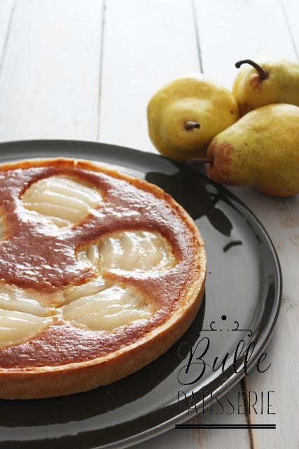 Recette facile : la tarte Bourdaloue
