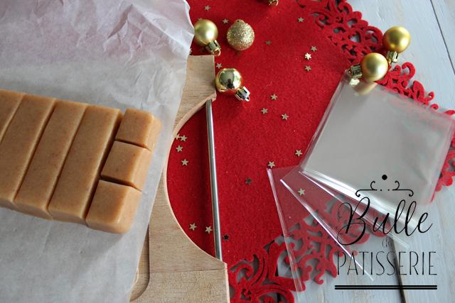 Cadeau de Noël fait maison : caramels mous au beurre salé