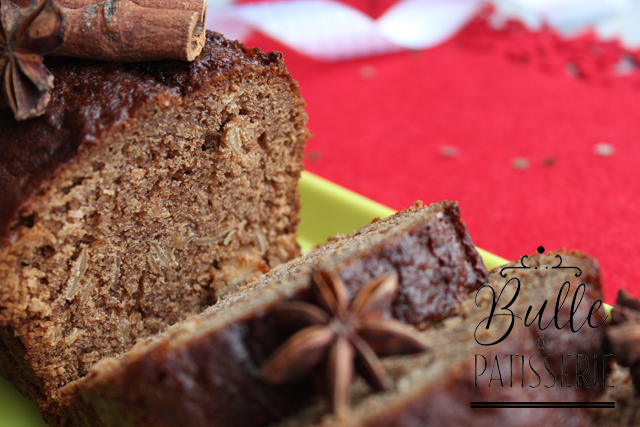 Pâtisserie de Noël : le pain d'épices aux épices douces