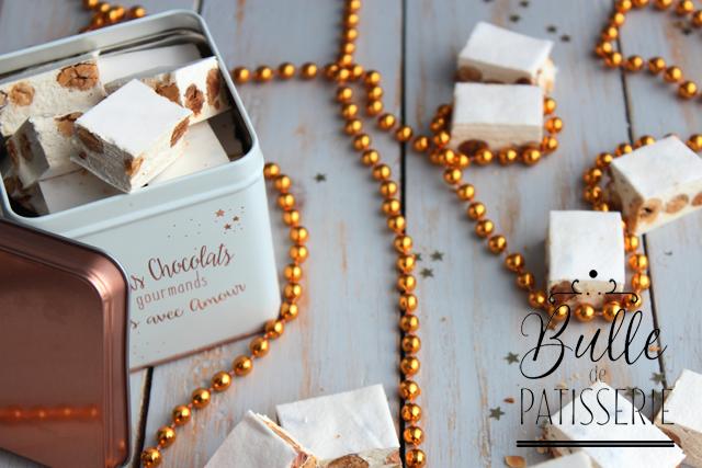Treize desserts provençaux : les nougats blancs
