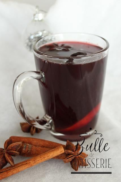 Recette de Noël : le vin chaud aux épices