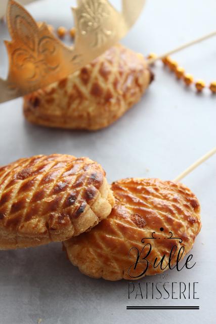 Minis galettes des rois pomme-coing