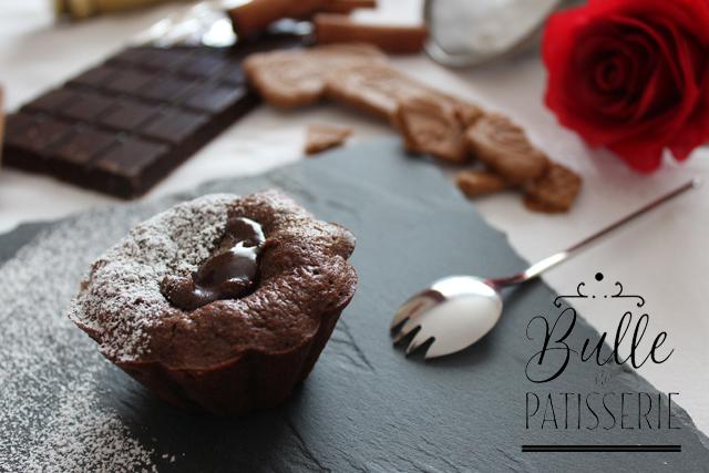 Pâtisserie de dernière minute pour la St Valentin : le fondant au chocolat
