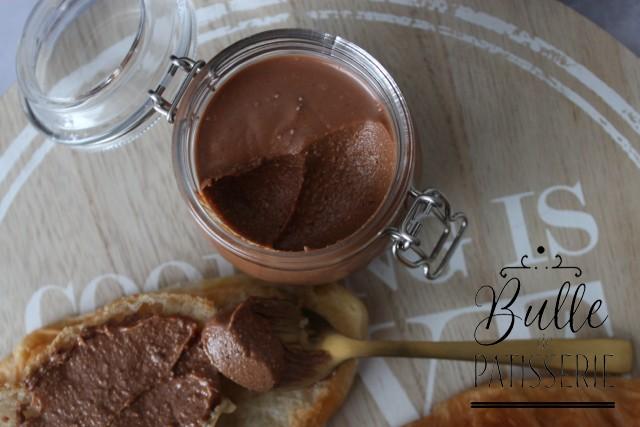 Pâte à tartiner express Noisettes-Chocolat au Lait