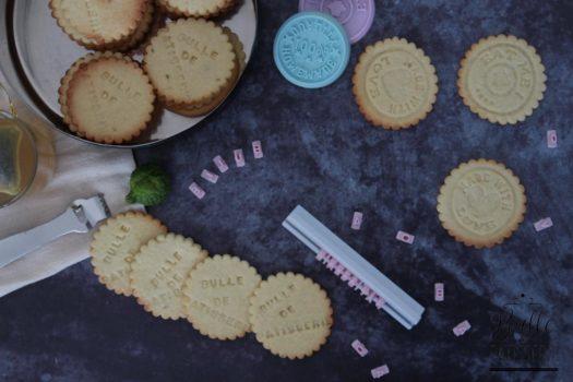 Faire ses propres biscuits personnalisés