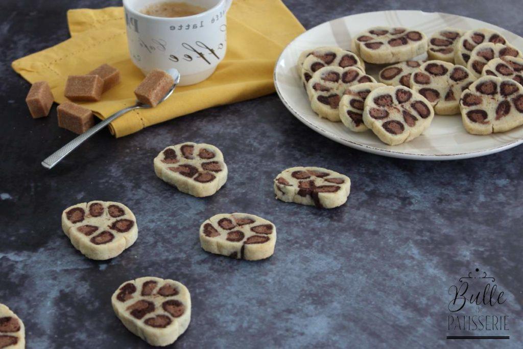 Recette facile : biscuits léopard