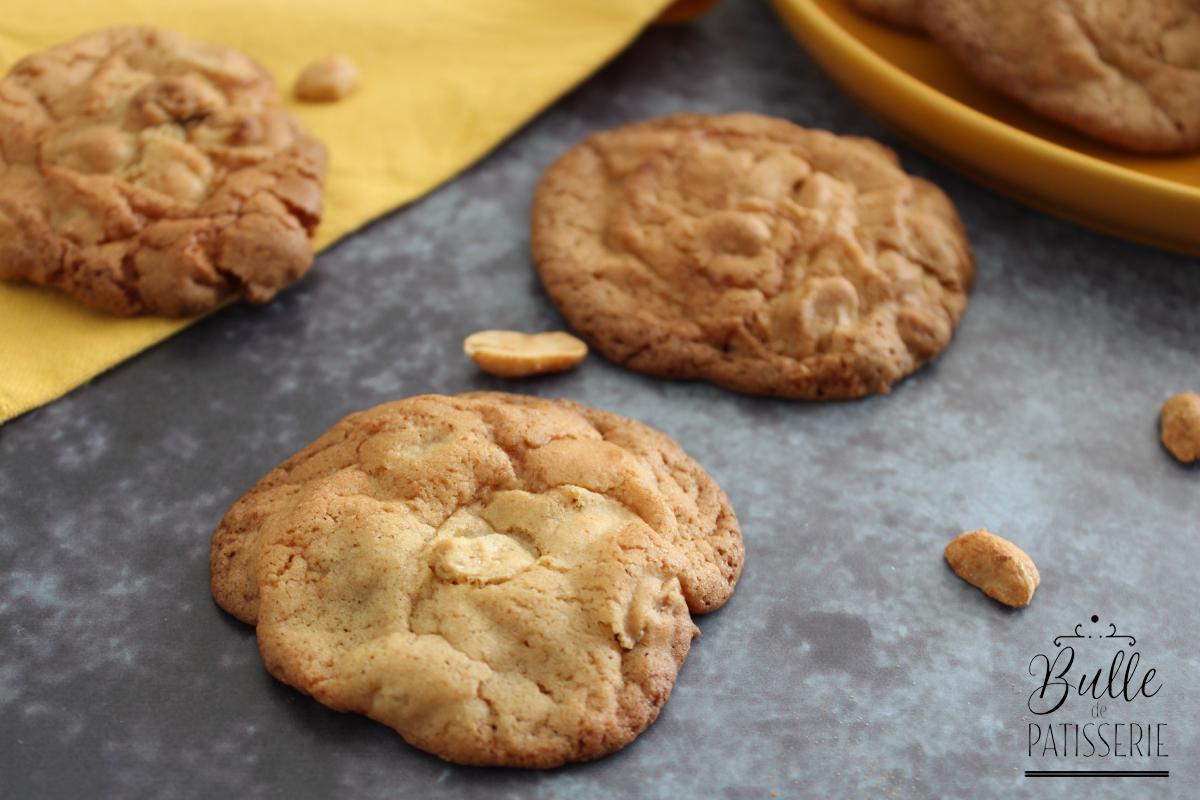 Recette des biscuits cacahuètes
