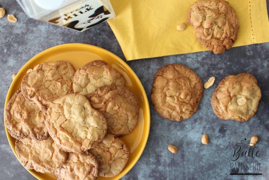 Biscuits maison aux cacahuètes