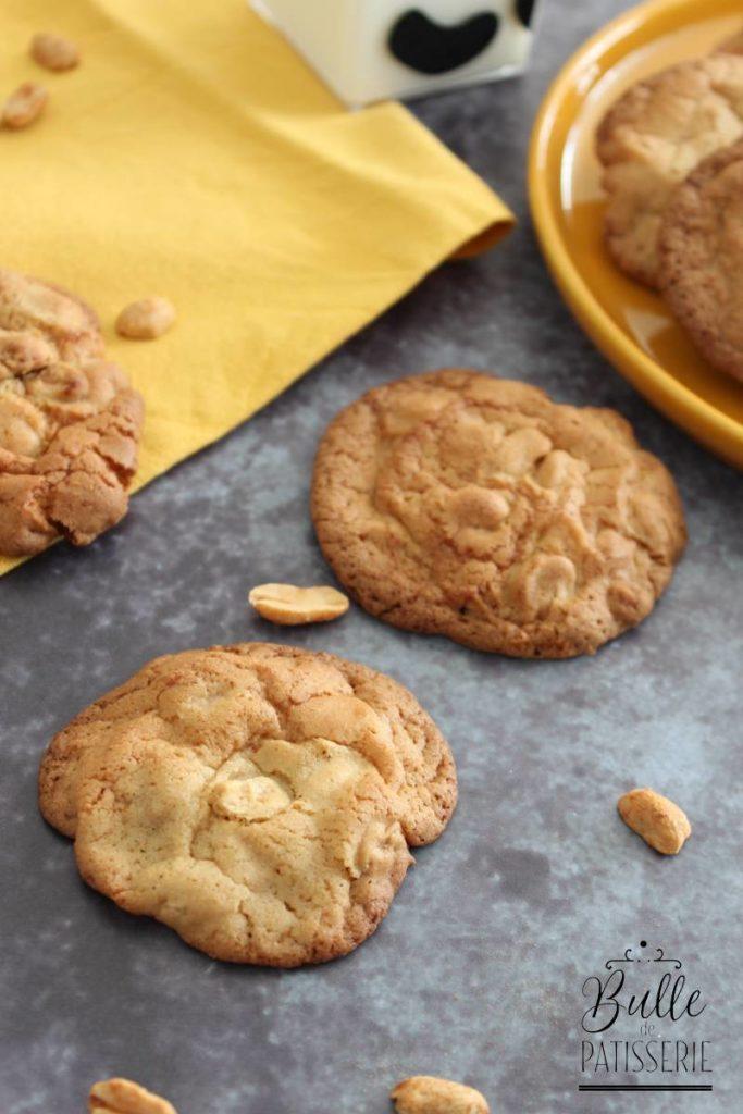 Biscuits aux cacahuètes : une recette de Martha Stewart