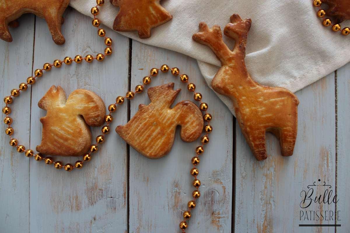 Biscuits Alsaciens : la recette des butterbredele