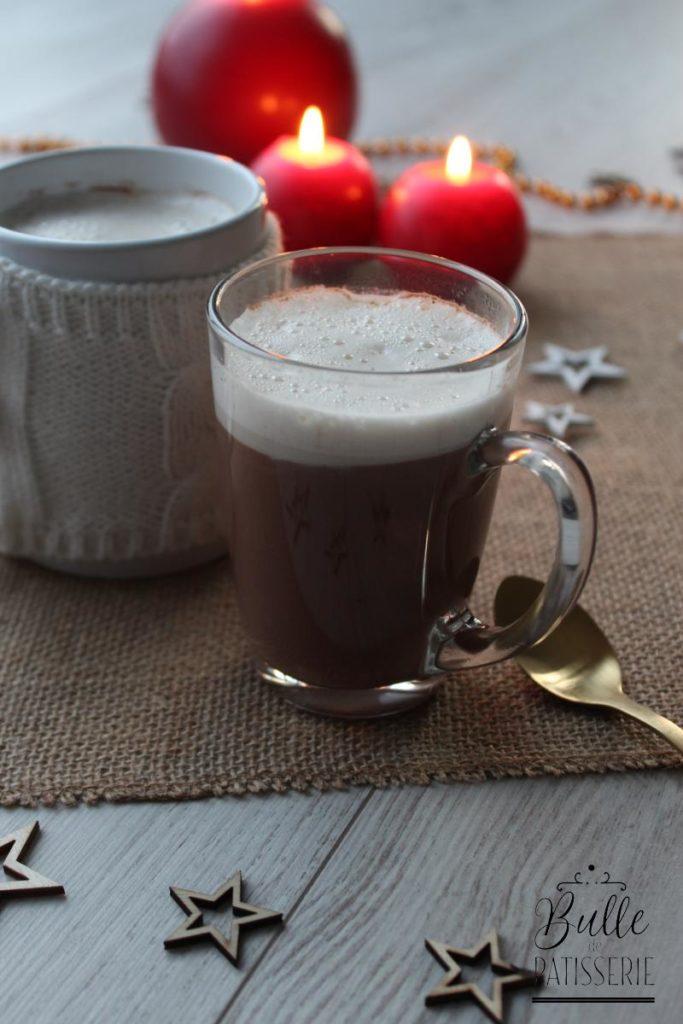 Recette du chocolat chaud épais (avec maïzena)