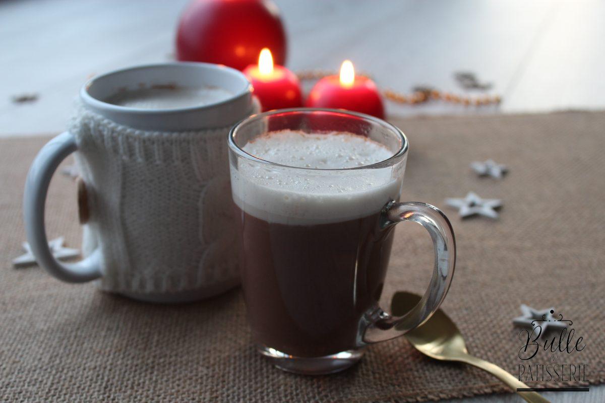 Chocolat chaud espagnol maison