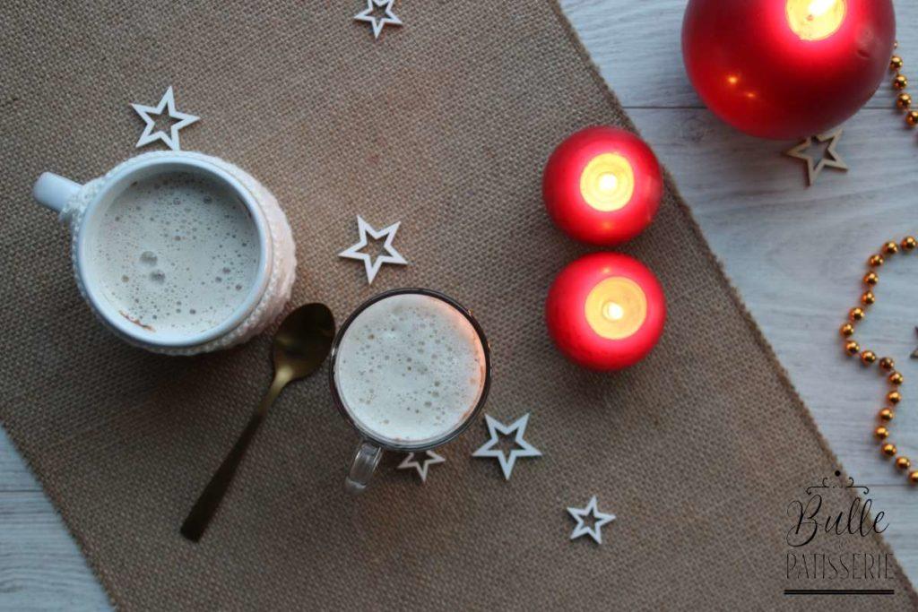 Recette de Noël : faire un chocolat chaud épais maison