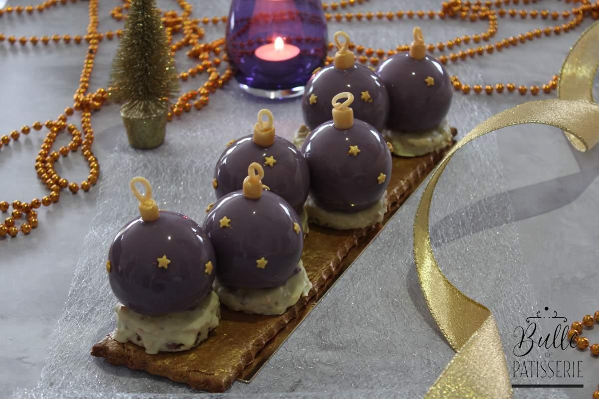 Recette de Noël : gâteau boules de Noël