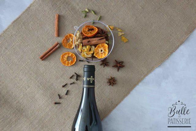 Kit Vin Chaud – et sa variante au Jus de Pomme