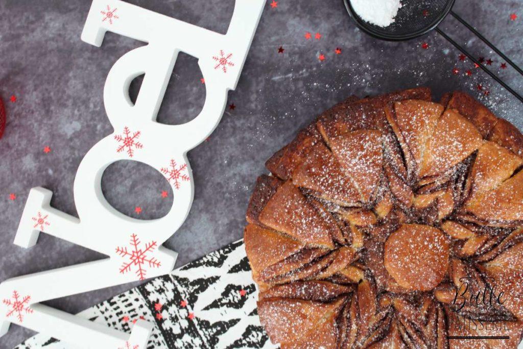 Recette de Noël : étoile au Nutella