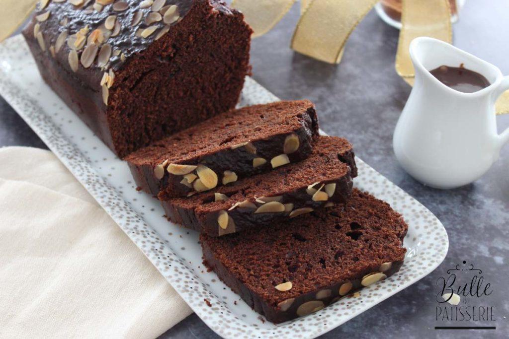Recette de fin d'année : pain d'épices au chocolat