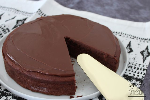 Fondant Chocolat-Mascarpone de Cyril Lignac