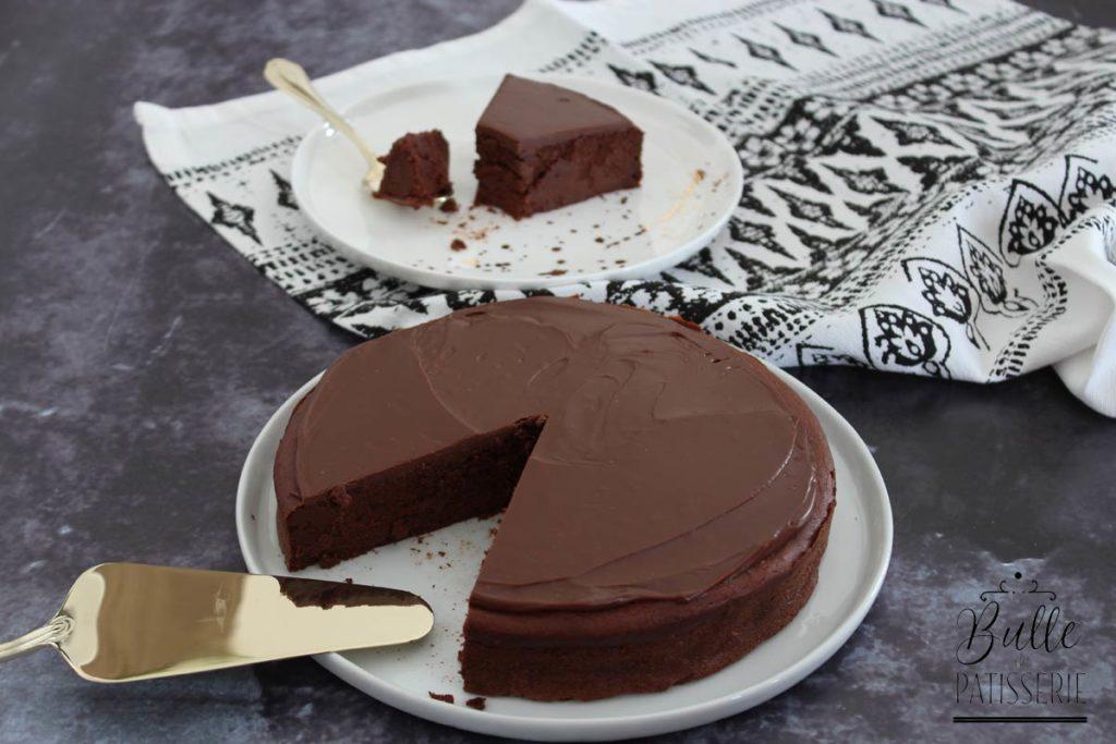 Recette de fondant au chocolat et au mascarpone