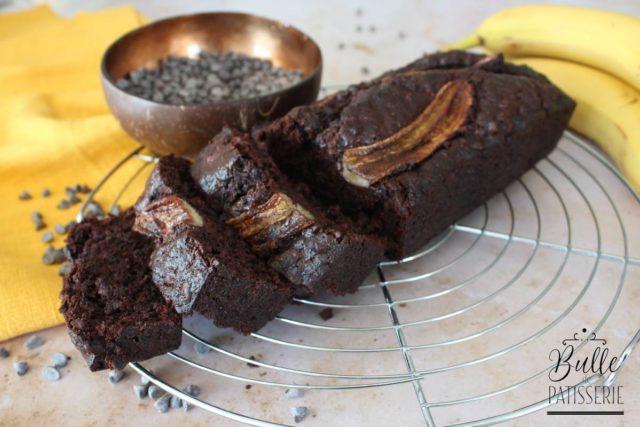 Banana Bread tout Chocolat