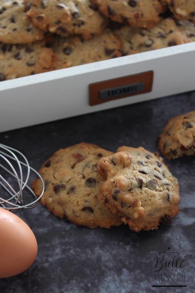 A l'heure du goûter : cookies aux noisettes