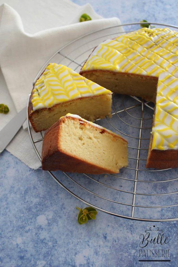 Gâteau ultra fondant aux amandes : l'amandier