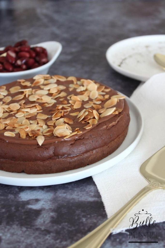 Recette healthy : gâteau haricot rouge chocolat
