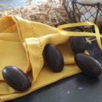 Recette des œufs de Pâques double chocolat