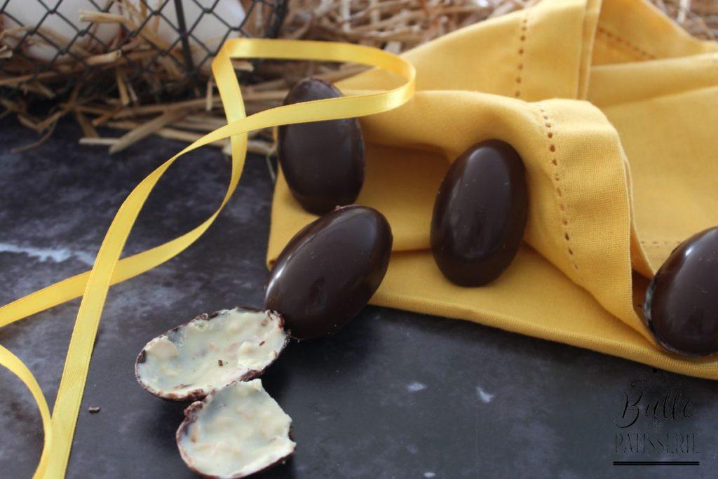 Recette de Pâques : œufs en chocolat