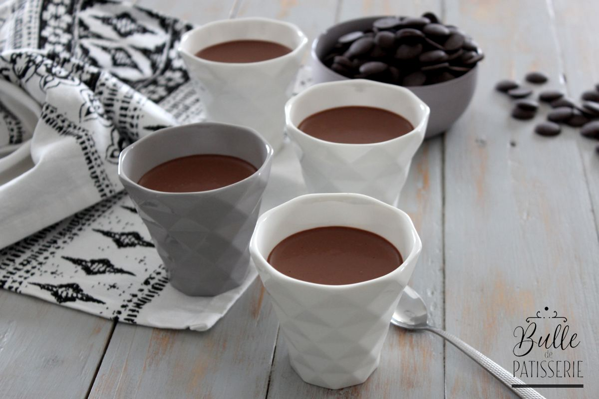 Crème dessert ultra-crémeuse : le Namelaka