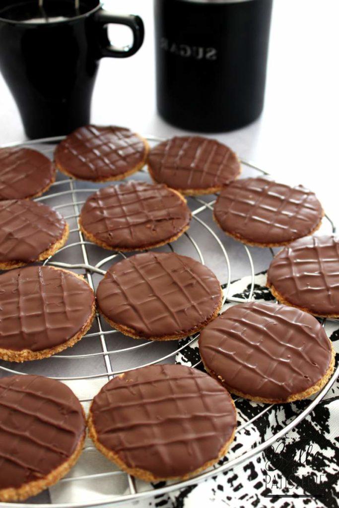 Recette maison des biscuits Granola