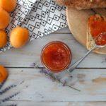 Recette de confiture maison : Abricots & Lavande
