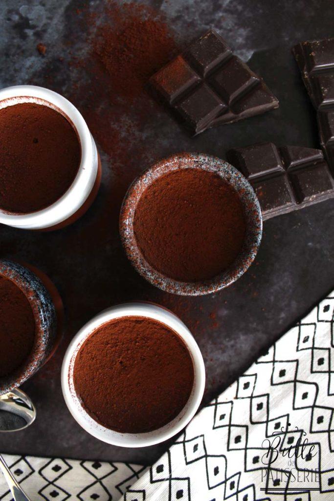 Crème dessert maison : la danette au chocolat