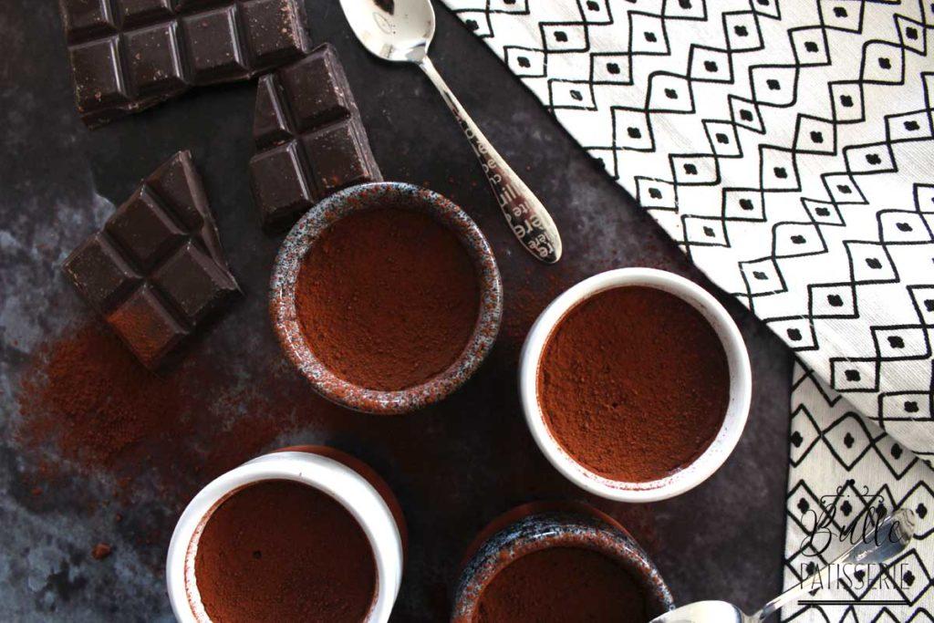 Comment faire de la Danette maison au chocolat ?