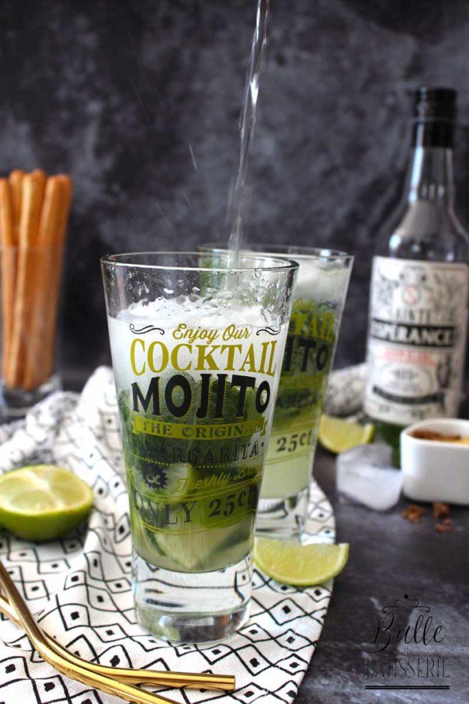 Recette originale du mojito : rhum, menthe & citron vert