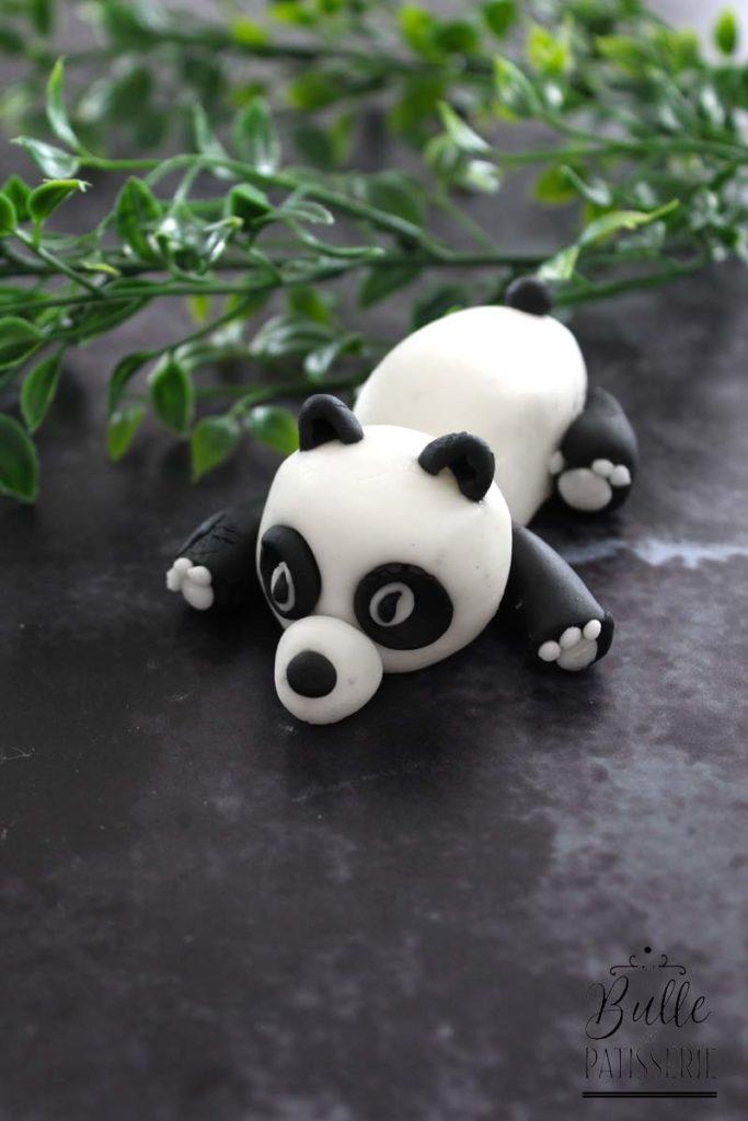 Comment réaliser un panda en PAS ?