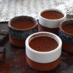 Recette de la danette au chocolat maison