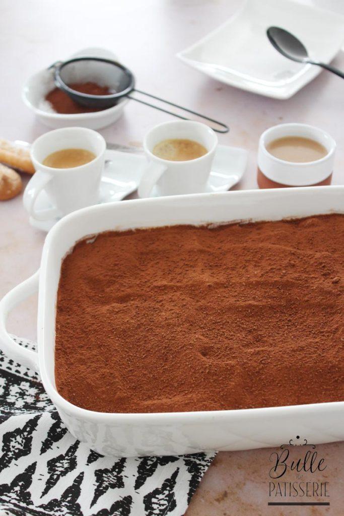 Recette facile : tiramisu au caramel au beurre salé