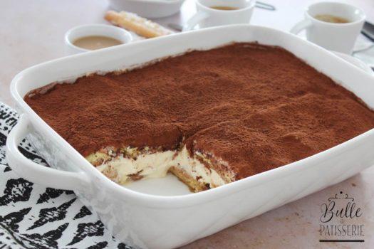 Tiramisu Breton Café & Caramel au beurre salé