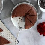 Utiliser ses blancs d'œufs : le gâteau au chocolat sans jaune d'œuf