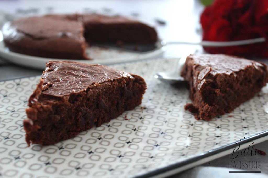 Recette express : le gâteau au chocolat aux blancs d'œufs