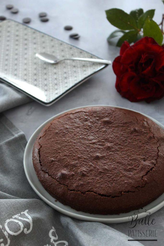 Recette facile : le gâteau au chocolat aux blancs d'œufs