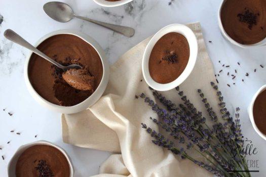 Recette de Christophe Michalak : la mousse au chocolat aux blancs d'œufs