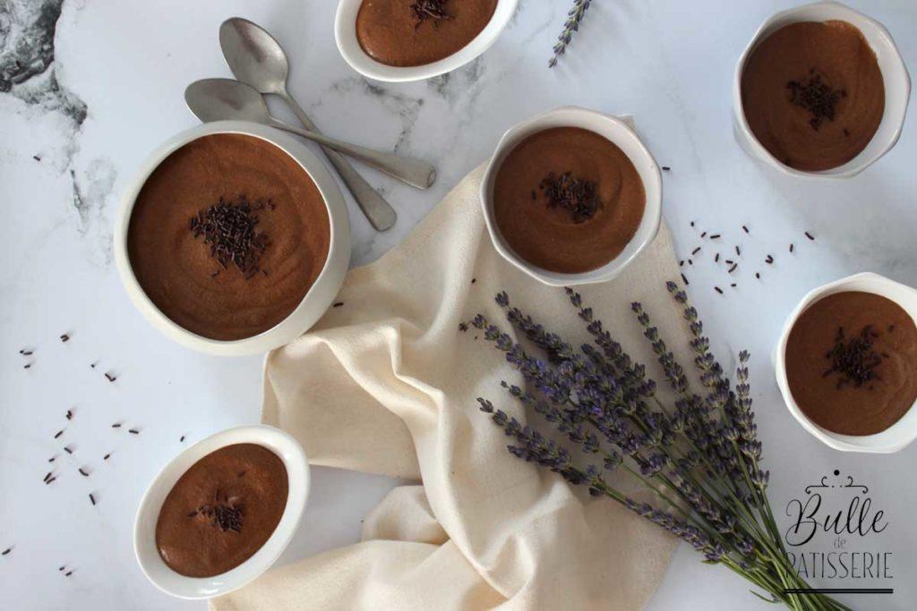 Mousse au chocolat pour consommer vos blancs d'œufs