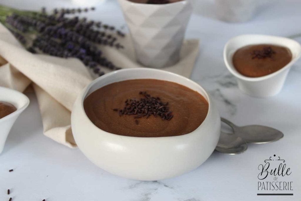 Recette de mousse au chocolat aux blancs d'œufs