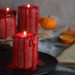 Recette d'Halloween : Candle Cake façon entremets