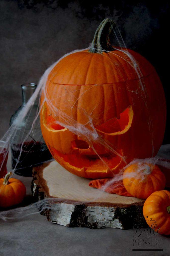 Jack'O Lantern d'Halloween