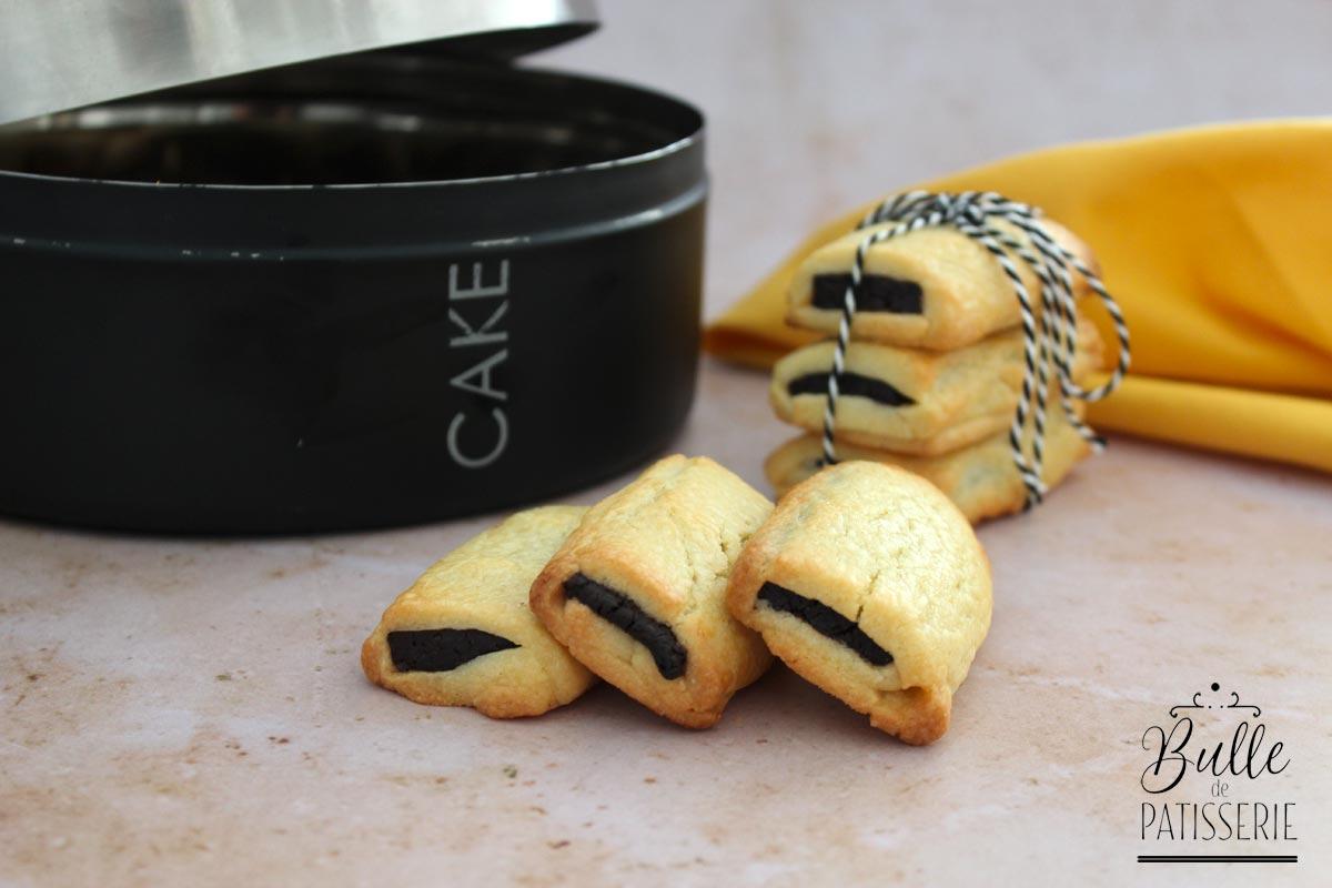 Recette de biscuits : les sablés Kangoo